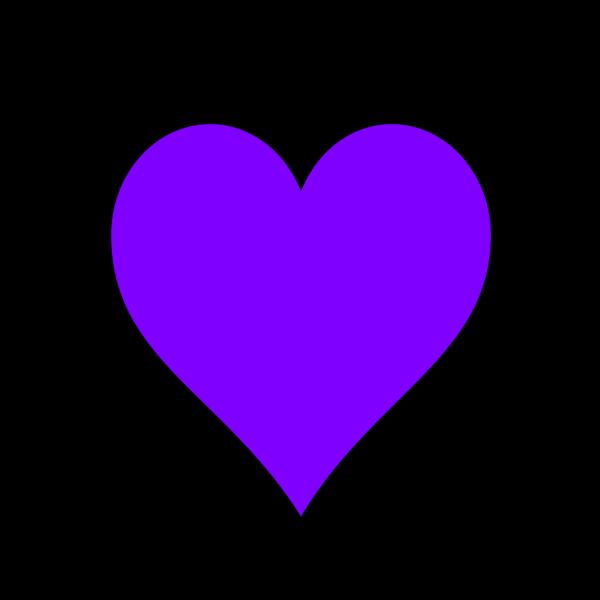 Purple Heart PNG Clip art