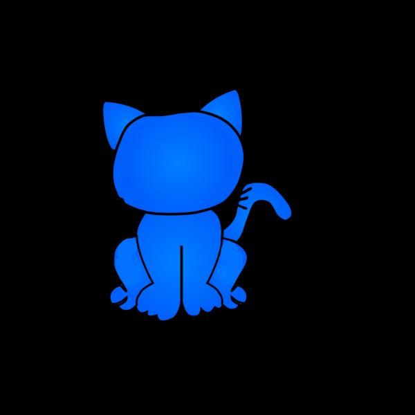 Cat Outline PNG Clip art