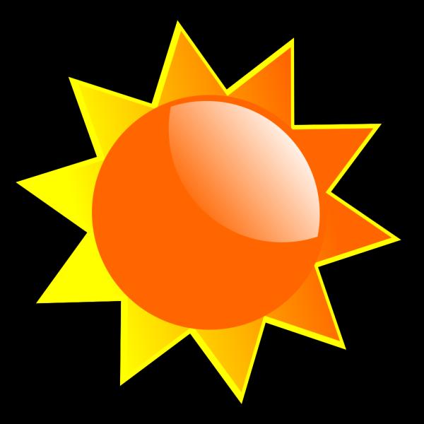 Sun Logo PNG Clip art