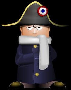 Cartoon Napoleon PNG Clip art