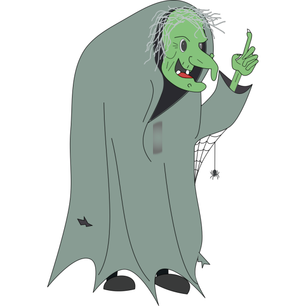 Witch Cartoon PNG Clip art