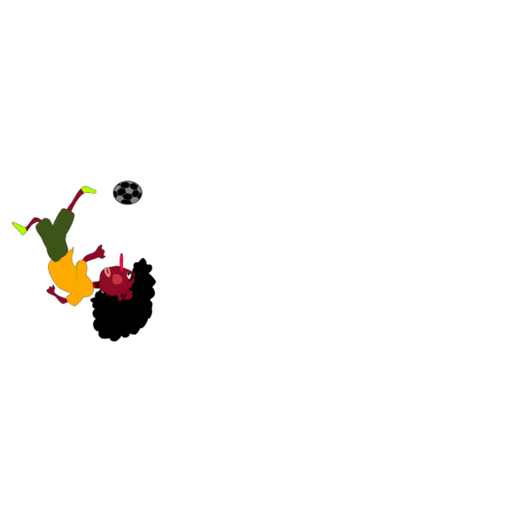 Bicycle Kick  PNG Clip art