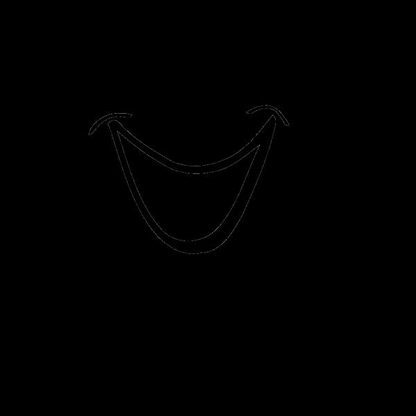 Cartoon Smile PNG Clip art