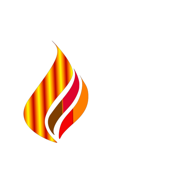 Ball With Flames PNG Clip art