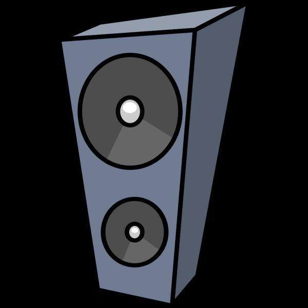 Cartoon Speaker PNG Clip art