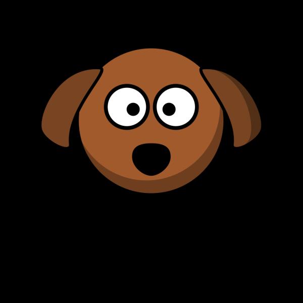 Dog Head Cartoon PNG Clip art