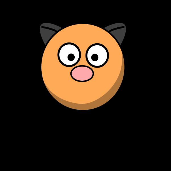 Cartoon Hamster Head PNG images