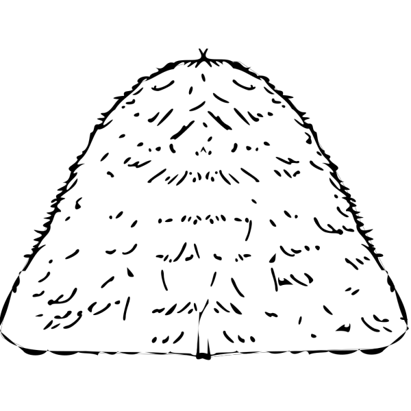Haystack PNG Clip art