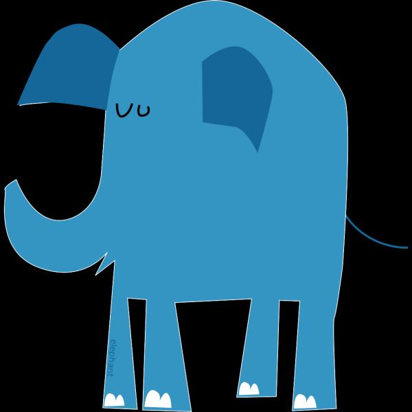 Elephant Tattoo PNG Clip art