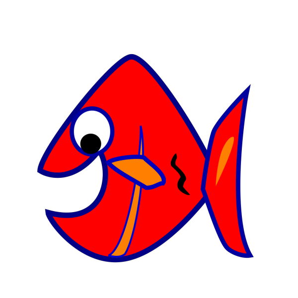 Brown Fish PNG image