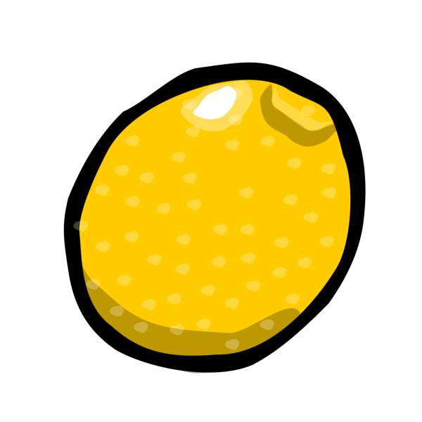 Cartoon Lemon PNG Clip art