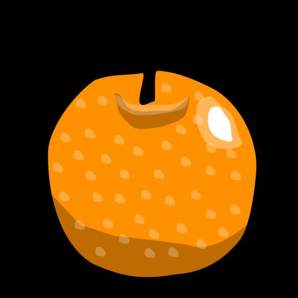 Cartoon Orange PNG Clip art