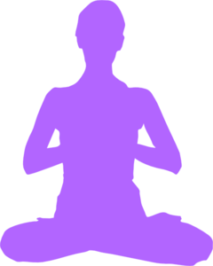 Meditation PNG icons