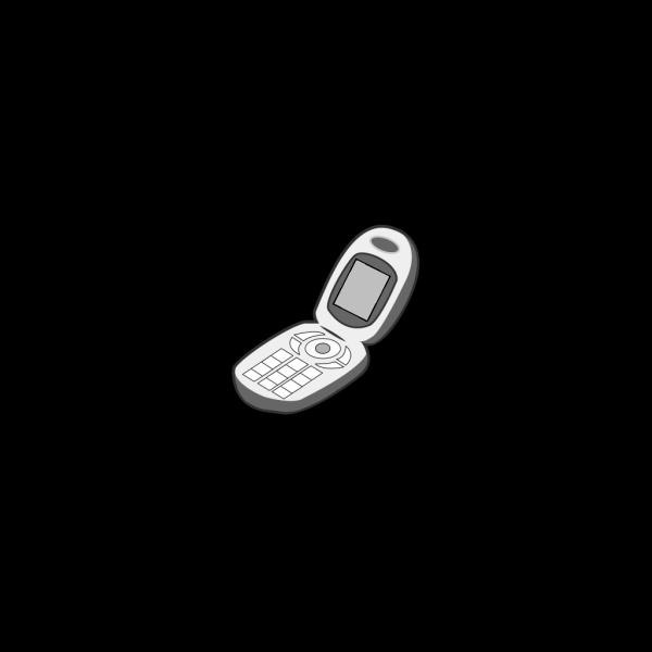 Cartoon Mobile Phone1 PNG Clip art