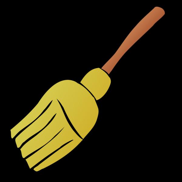 Cartoon Broom PNG Clip art