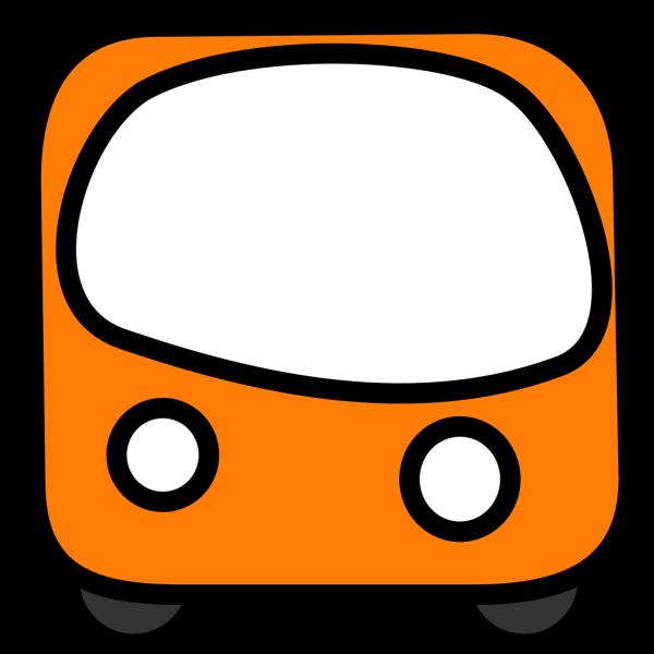 Cartoon Bus PNG Clip art