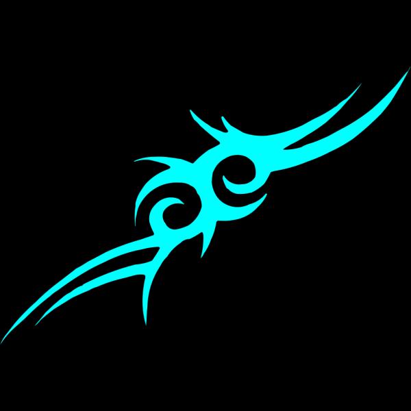 Tribal Snake Art PNG Clip art