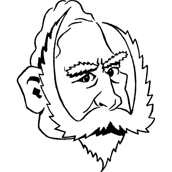 Cartoon Kaiser Wilhelm PNG Clip art