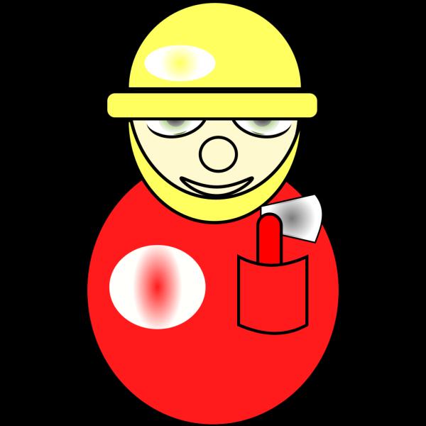 Fireman PNG Clip art