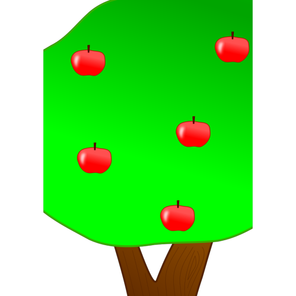Apple Tree PNG Clip art