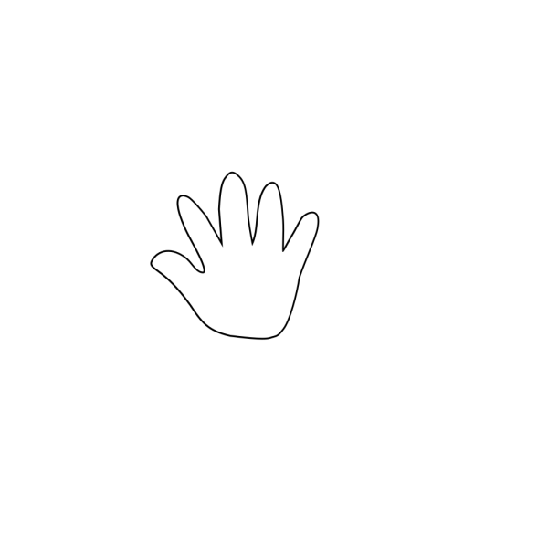 Cartoon Hand PNG Clip art