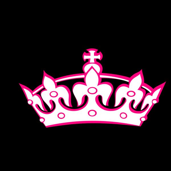 Pink Haley Tiara Princess PNG Clip art