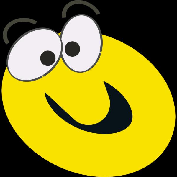 Cartoon Smiley Face PNG Clip art