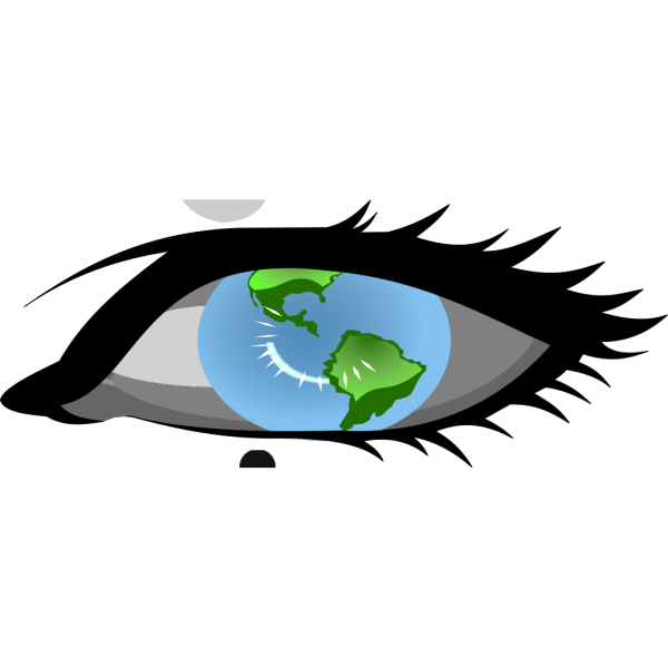 Global View PNG Clip art