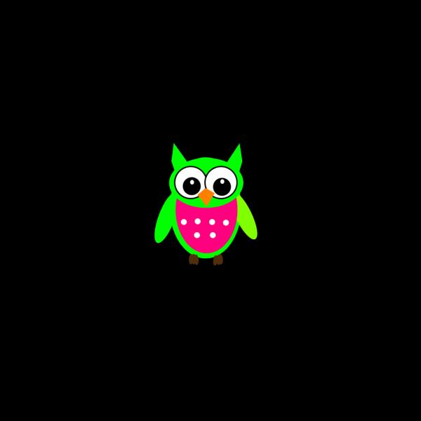 Greenowl PNG Clip art