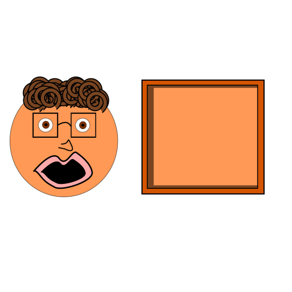 1980s Nerd PNG icons