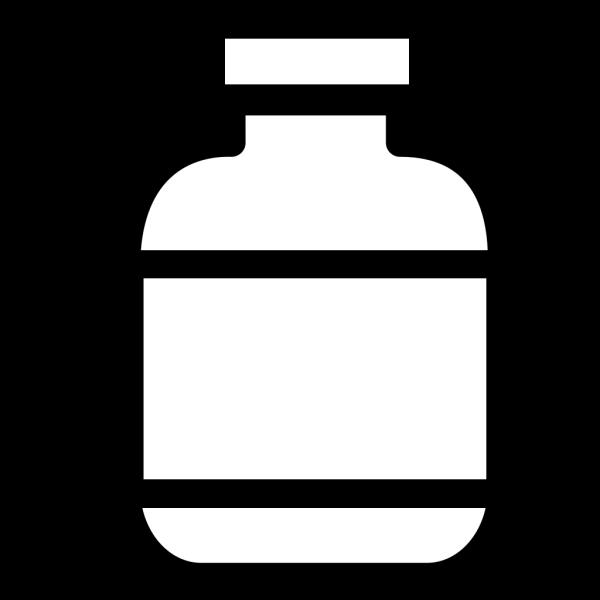 Plain Jar PNG Clip art