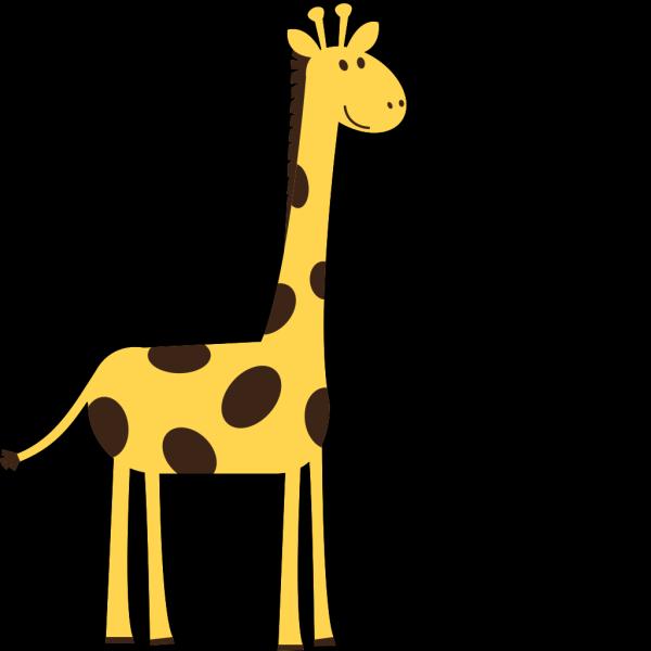 Giraffe-large PNG Clip art