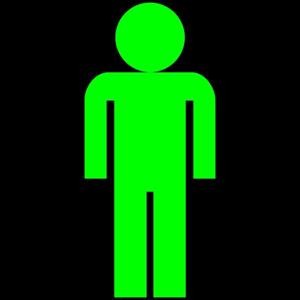 Green Man PNG Clip art