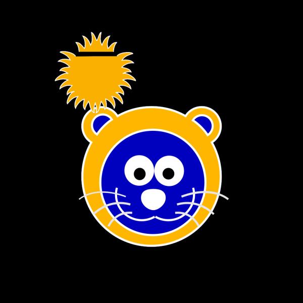 Cartoon Yellow Lion PNG Clip art