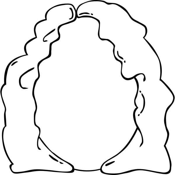 Blank Face PNG Clip art