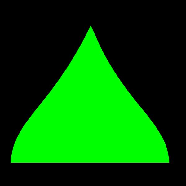 Green Drop PNG Clip art