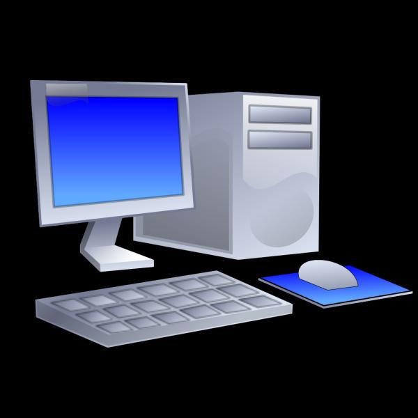 Desktop Computer PNG images