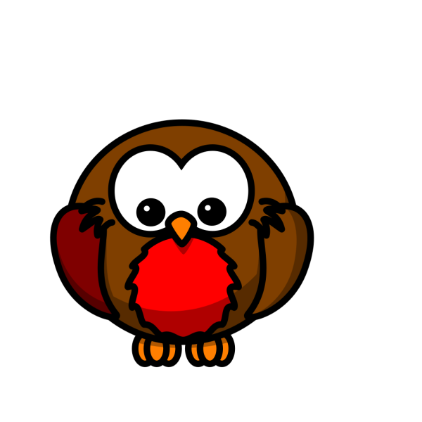 Baby Robin PNG Clip art