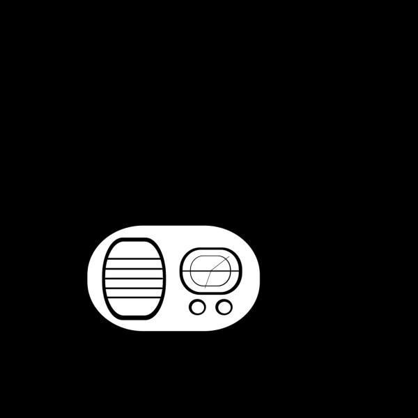 Clock Radio PNG Clip art