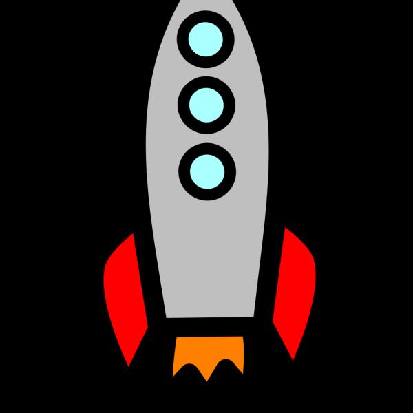 Rocket Ship Shooting Th PNG Clip art