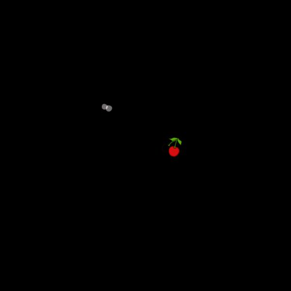 Happy Cherries PNG Clip art