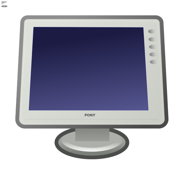 Video Display PNG Clip art