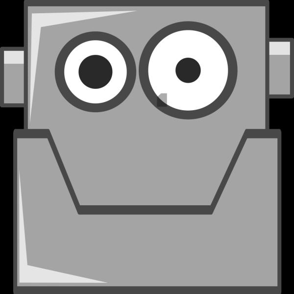 Goofy Robot  PNG Clip art