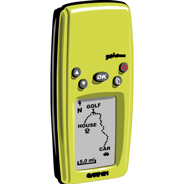 Gps On PNG Clip art