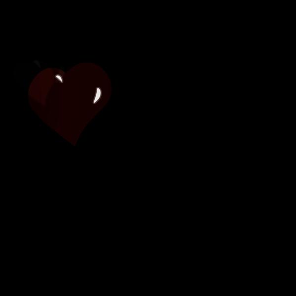 Heart 1 33 Transparent Clip Art PNG Clip art