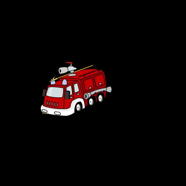 Fire Truck PNG Clip art