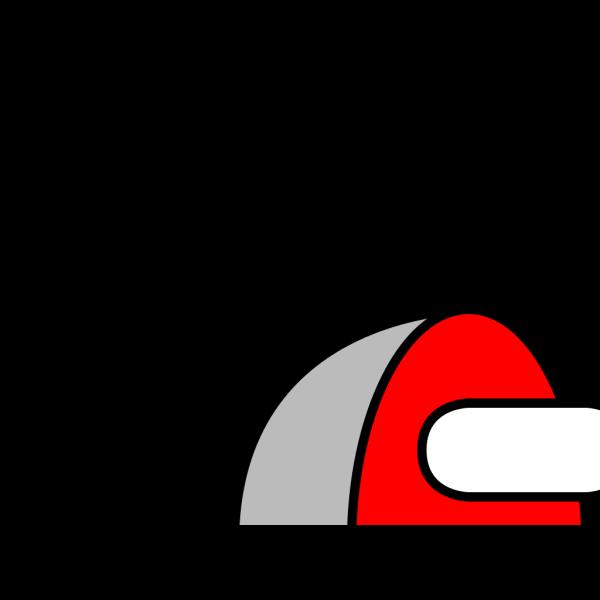 Plug 6 Red PNG Clip art