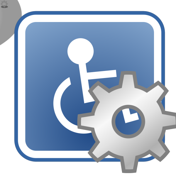 Preferences Desktop Assistive Technology PNG icons
