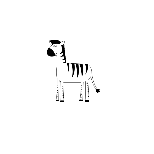 Cebra PNG Clip art