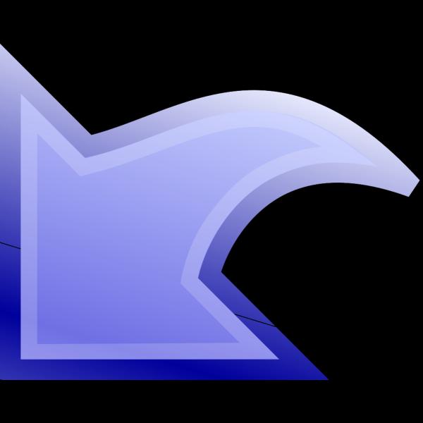 Undo Blue PNG Clip art